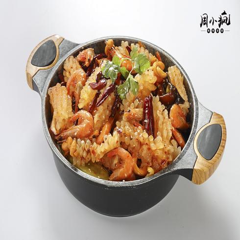 周小疯麻辣香锅-鱿鱼虾香锅