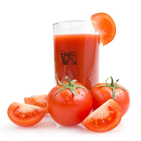 夏日午后茶饮-番茄汁