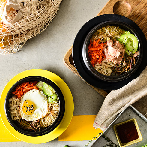 海卷金三顺饭团-韩式传统石锅拌饭