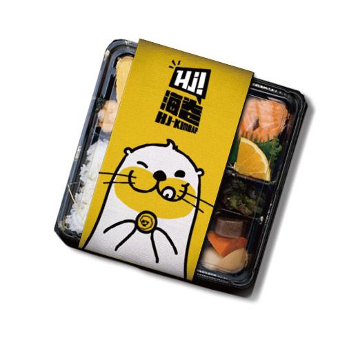 海卷金三顺饭团-韩式寿司便当