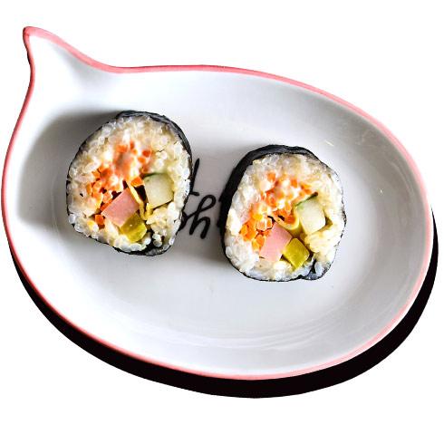 海卷金三顺饭团-芝士猪肉寿司
