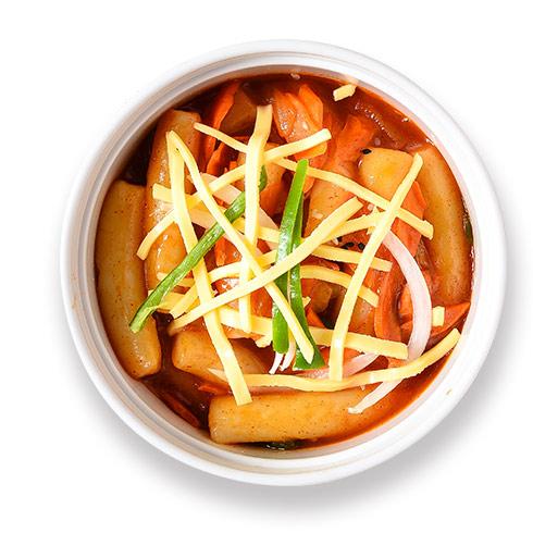 海卷金三顺饭团-芝士炒年糕