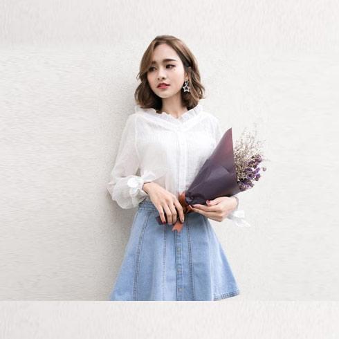 Qanzhui女装-春季时尚装
