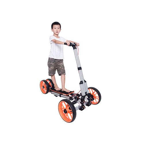 哆啦精灵百变童车-精灵滑滑车