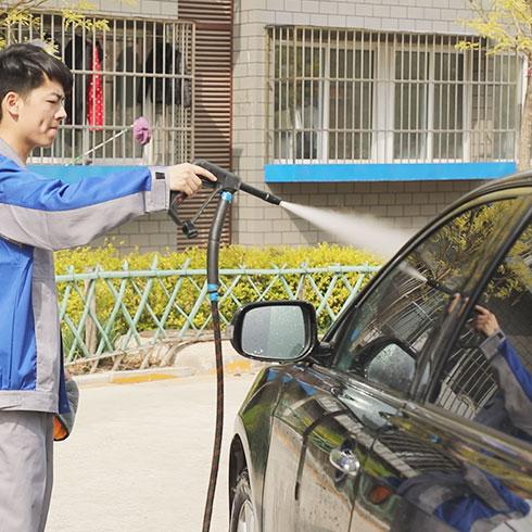 洗车快手桑拿蒸汽洗车-蒸汽洗车设备
