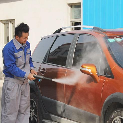 洗车快手桑拿蒸汽洗车-高压蒸汽洗车
