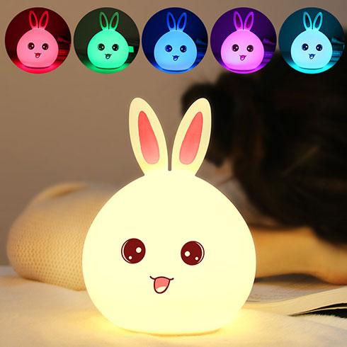 优定制个性创意礼品-可爱兔子灯