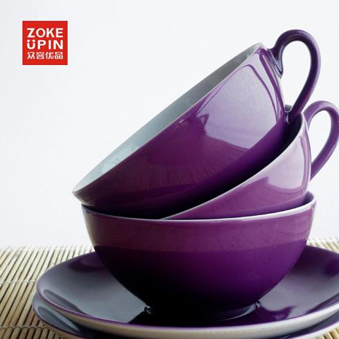 众客优品快时尚百货-陶瓷咖啡杯