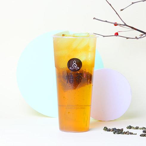 悟茶茶饮-现泡冷茶