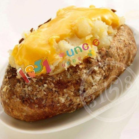 1831土豆Uncle小吃-芝士烤土豆