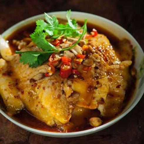 酥豆小面-香辣鱼片