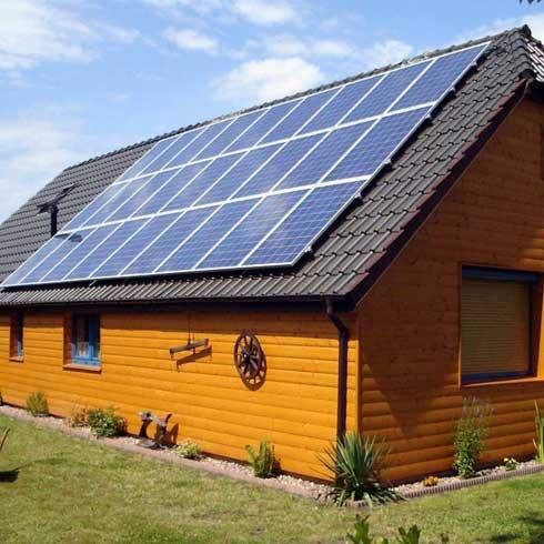 中科恒源户用光伏-家用屋顶光伏发电