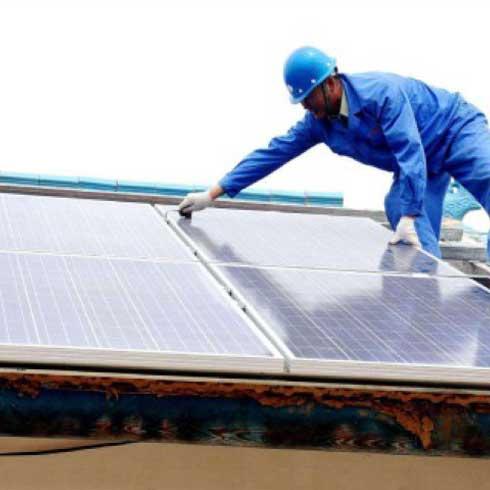中科恒源户用光伏-多晶硅太阳能发电板