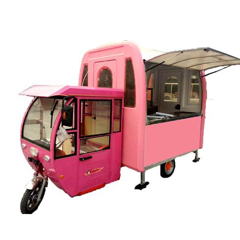 聚八方小吃车-多功能小吃车