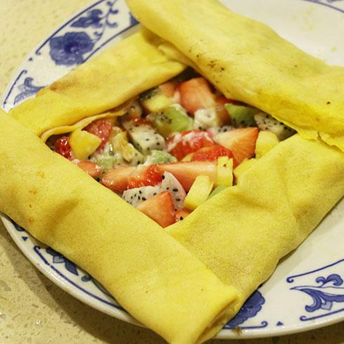 饼上皇煎饼-夏威夷水果煎饼