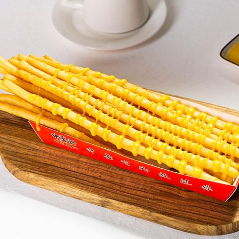中薯哒创意薯条-恋恋千岛酱味薯条