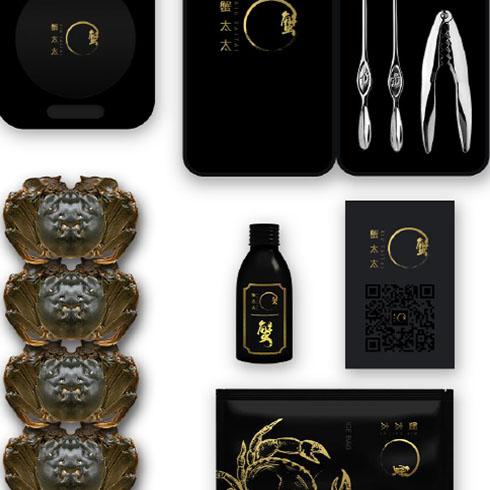 蟹太太生鲜新零售-礼盒