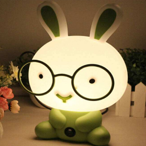 AI创意礼品-兔子创意小夜灯