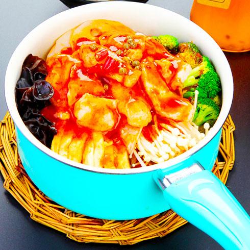 壹食一焖锅饭-任性麻辣