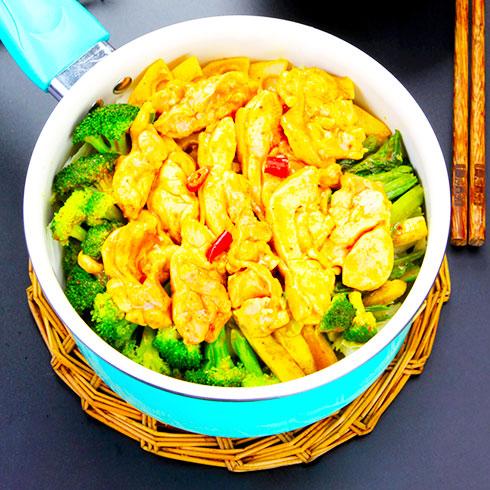 壹食一焖锅饭-自信咖喱