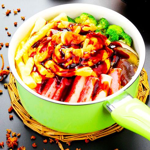 壹食一焖锅饭-亲切酱香