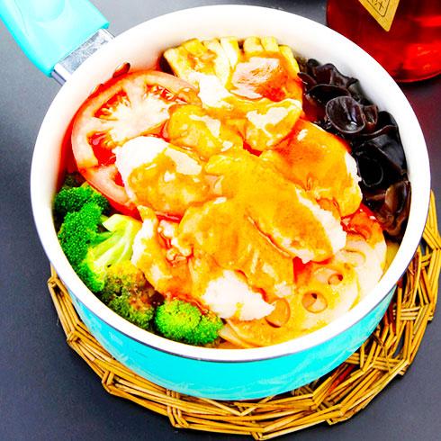 壹食一焖锅饭-甜蜜番茄