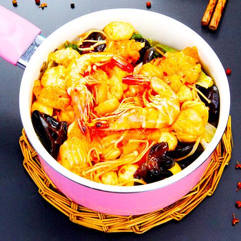 壹食一焖锅饭-激情香辣