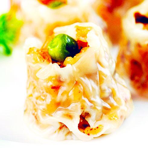 壹食一焖锅饭-糯米烧麦