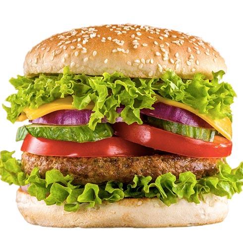 叮当鸡排-牛肉汉堡