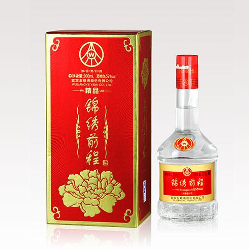 锦绣前程白酒-精品锦绣前程酒