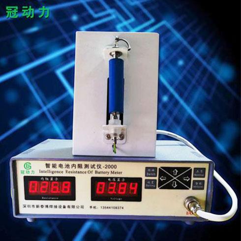 冠动力电瓶修复-智能电池内阻测试仪