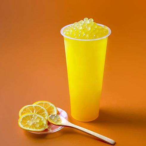 布雷格烘焙-珍珠柠檬