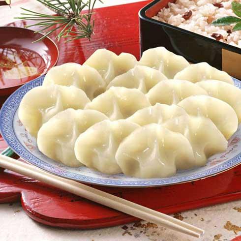 满朝佰家养生粥铺-特色饺子