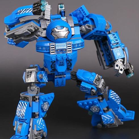 乐高汇科技积木工厂-变形机器人