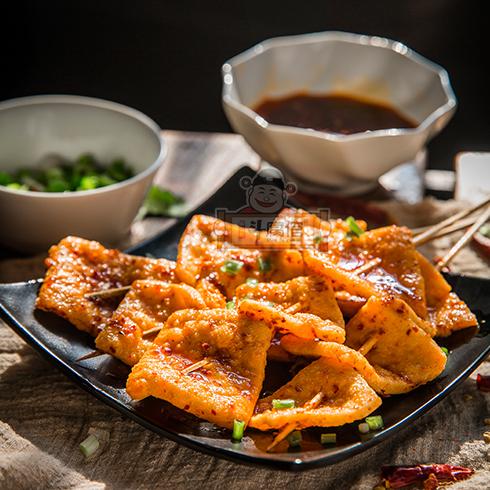斗腐倌七品香豆腐-斗腐倌蛋香豆腐
