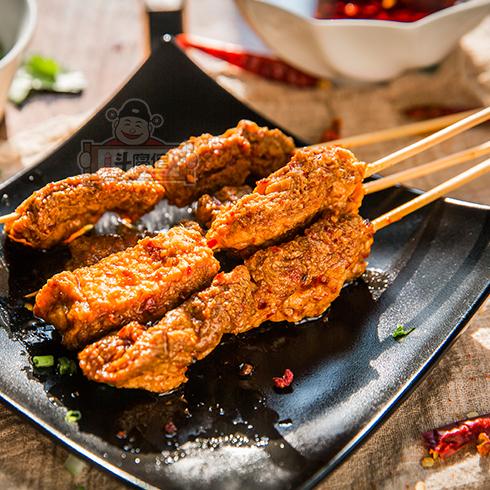 斗腐倌七品香豆腐-斗腐倌素牛排
