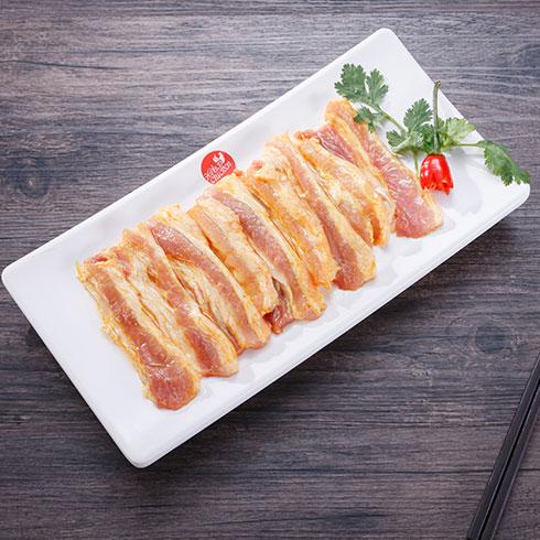 牛九段烤肥牛-咖喱五花肉