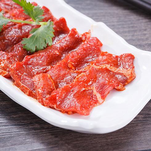 牛九段烤肥牛-秘制烤肉