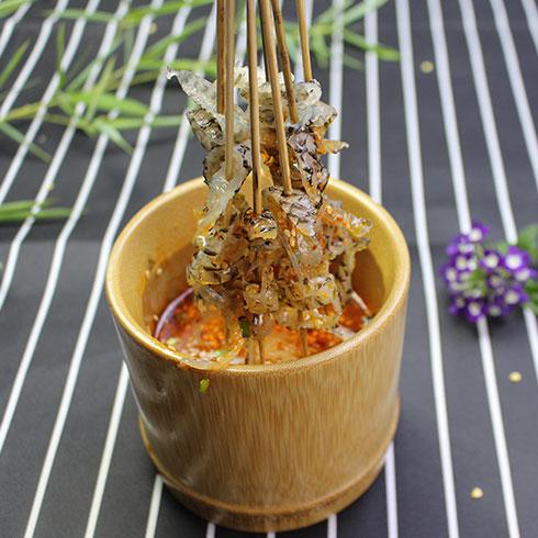 串串婆婆串串香小吃-鱼皮串串香