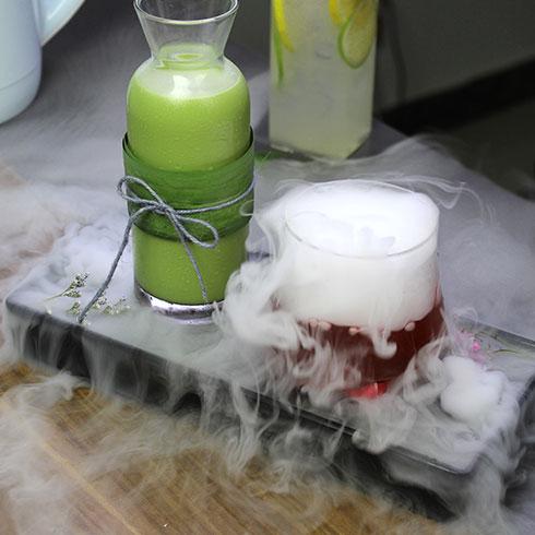 串串婆婆串串香小吃-猕猴桃汁