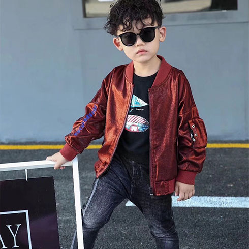 米可童装-时尚宽松外套