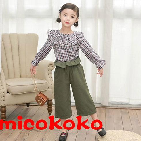 米可童装-时尚宽松套装