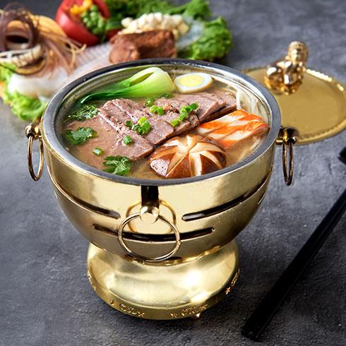 嗲嗲鱼粉-清汤牛肉鱼粉