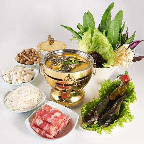 嗲嗲鱼粉-黄腊丁鱼鱼粉套餐