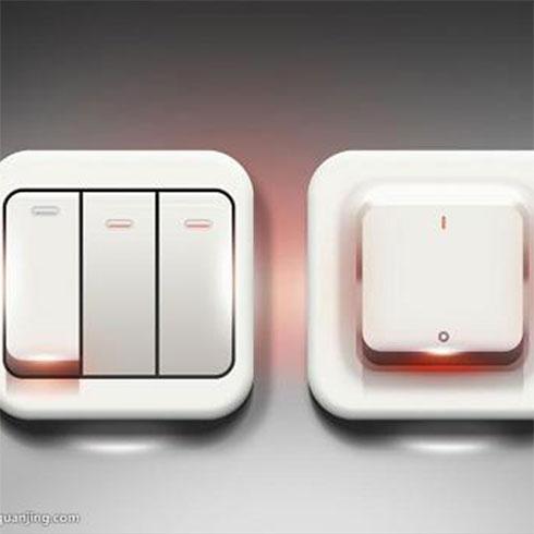 科智威智能家居-wifi智能电灯开关