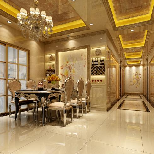 简豪全屋整装-家庭式走廊