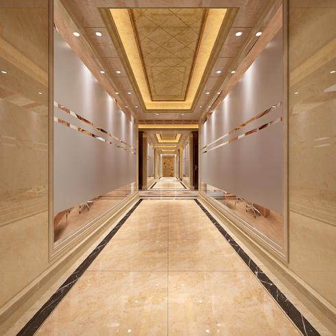 简豪全屋整装-简约宽敞走廊