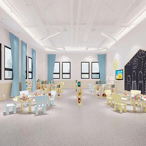 博雅公学儿童成长中心-课后托管室