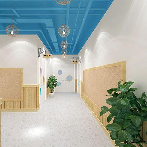 博雅公学儿童成长中心-园内装修环境