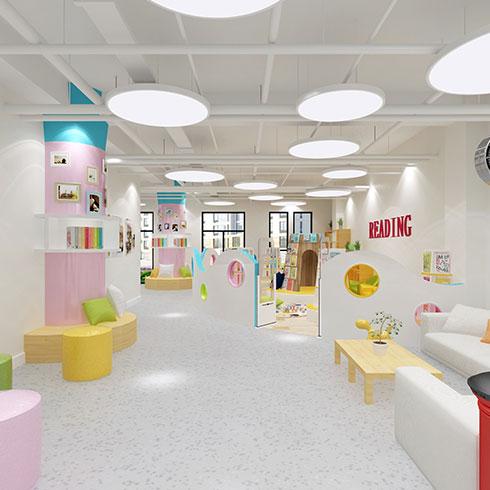 博雅公学儿童成长中心-休闲室环境